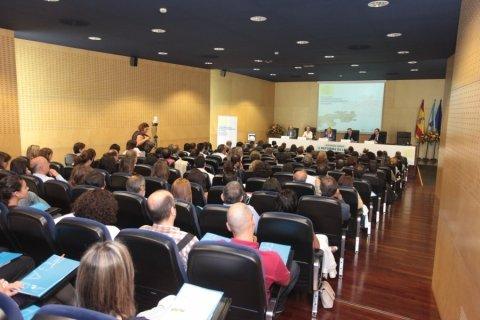 Inauguración - Vigo - Novas Xornadas sobre A Reforma da Lei de Ordenación Urbanística de Galicia